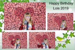 children,s photo booth party
